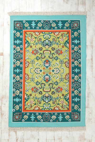 Magical Thinking Bazaar Handmade Rug