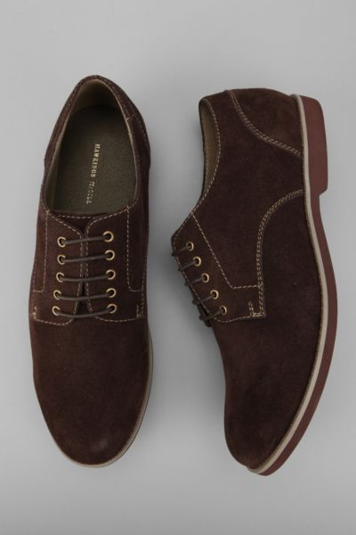 Hawkings McGill Manhasset Buck Shoe