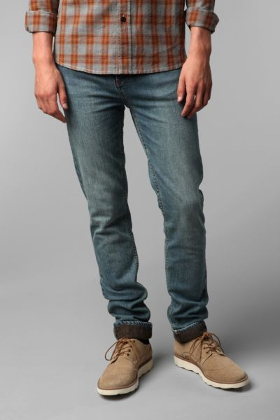 OBEY Wool Cuff Denim Jean