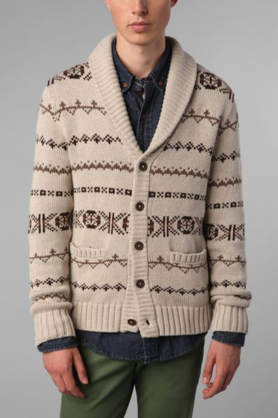 Salt Valley Shawl Collar Cardigan