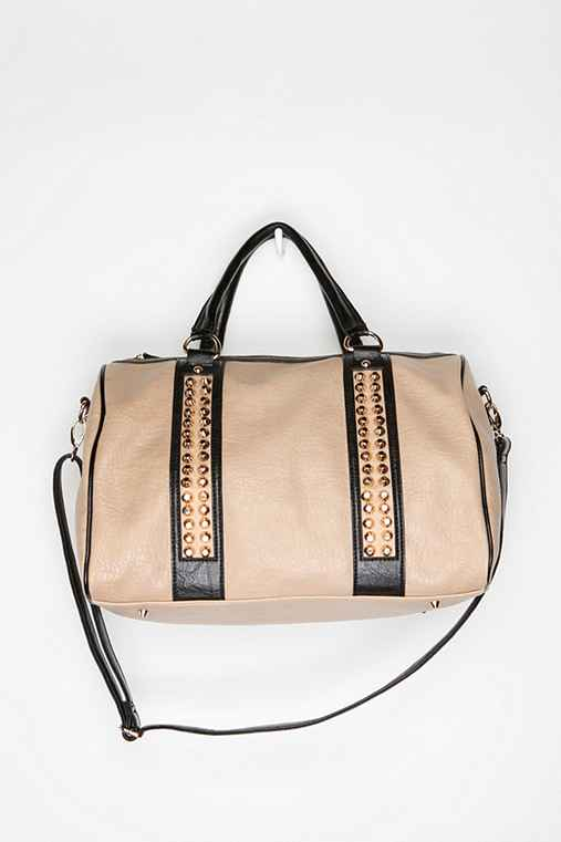 Deena Ozzy Studded Satchel from urbanoutfitters.com