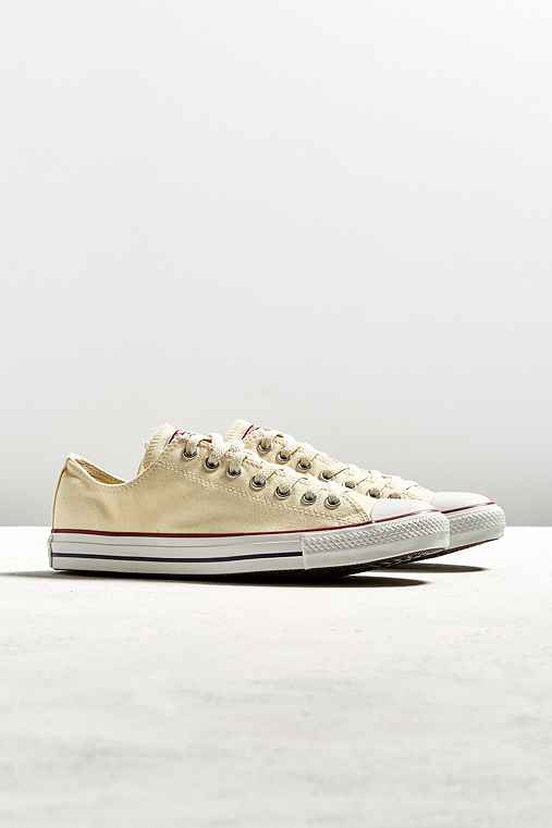 Converse Chuck Taylor All Star Low Top Sneaker,TAN,11.5