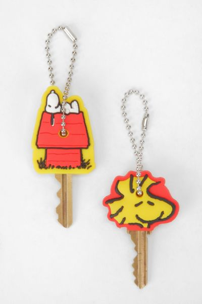 Snoopy Key Cap - Set of 2