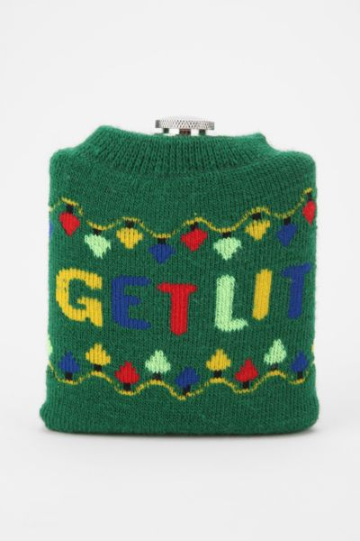 Sweater Flask