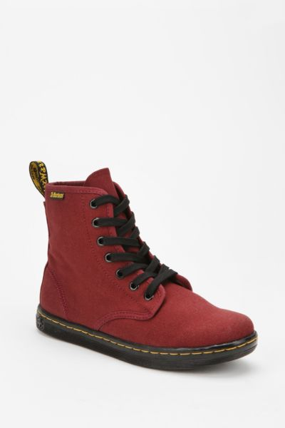 Dr. Martens Canvas Shoreditch Boot