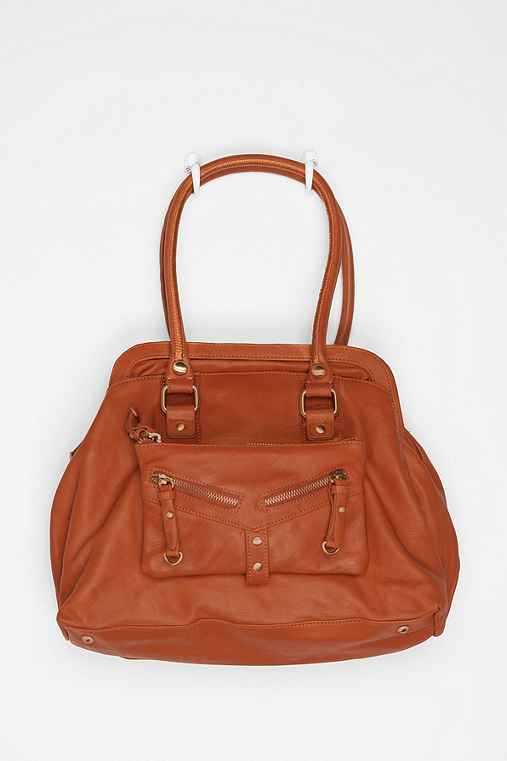 Sabina Envelope Zip Satchel
