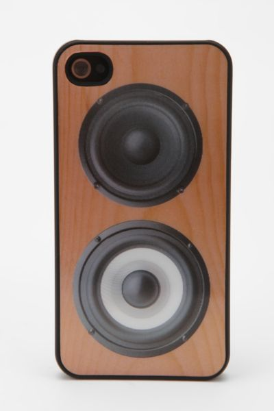 Lenticular Speaker iPhone 3-4S Case