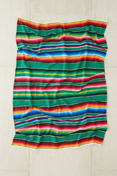 Serape Striped Blanket