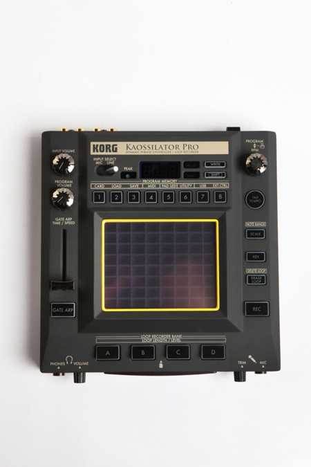 Korg KAOSSILATOR Pro Synthesizer And Loop Recorder