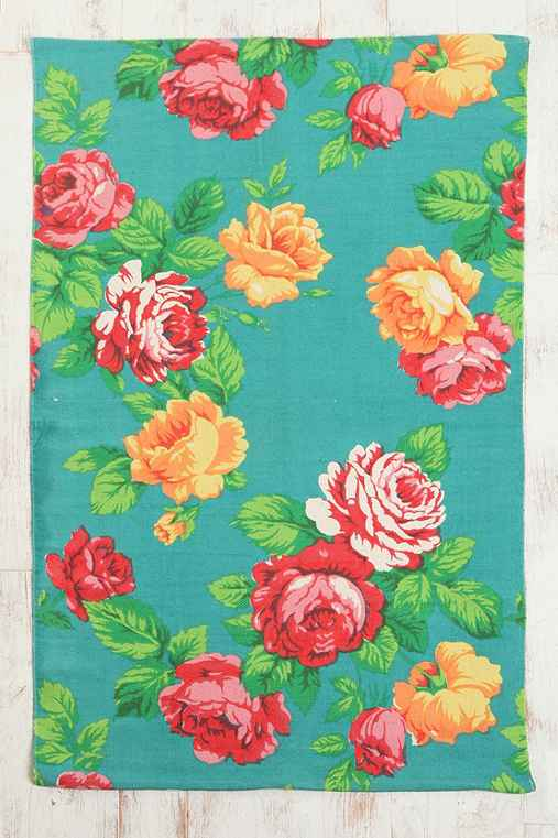 3x5 Mexicali Roses Rug