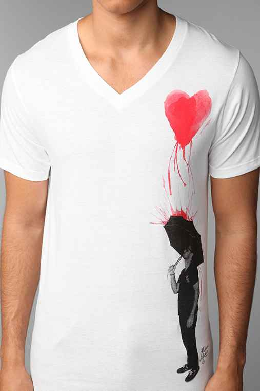 Profound Aesthetic Pouring Heart Tee