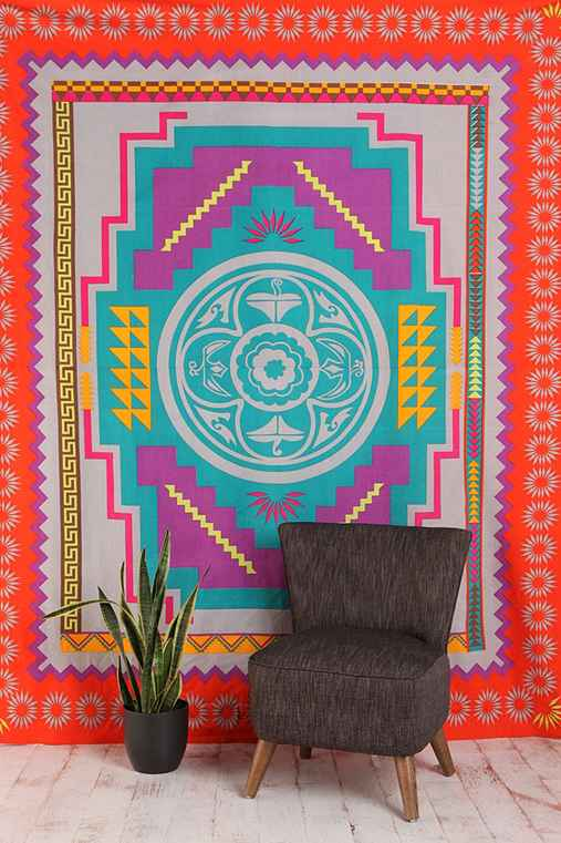 Southwest Medallion Tapestry