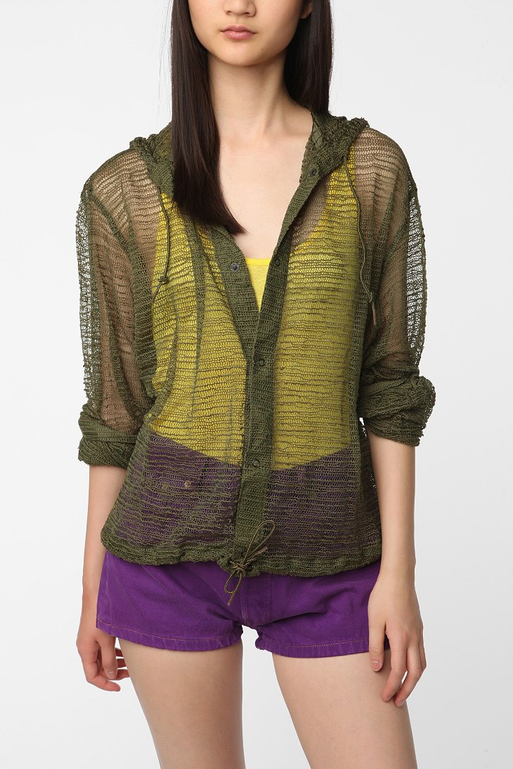 Urban Renewal Vintage Mosquito Net Jacket - Urban Outfitters