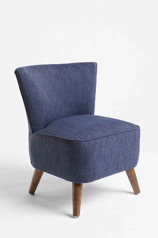 Chapman Chair - Tweed