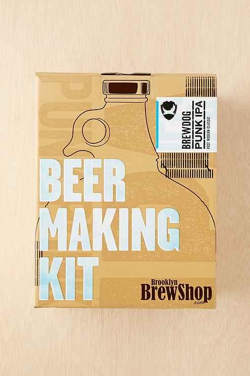 Brooklyn Brew Shop Beer Making Kit,PUNK IPA,ONE SIZE