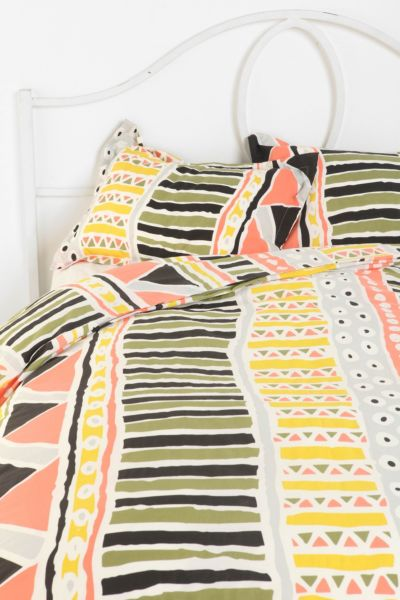 Bauhaus Stripe Sham - Set Of 2