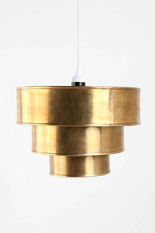 Thumbnail image for Triple Tiered Pendant Shade