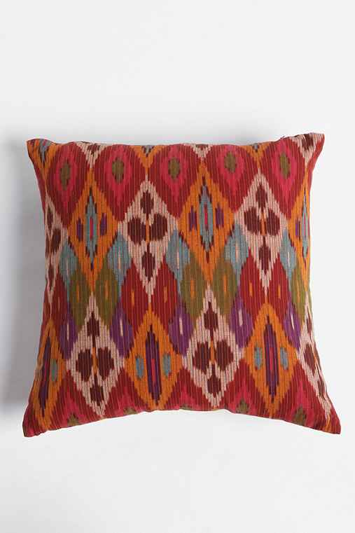 Thumbnail image for Reversible Ikat Pillow