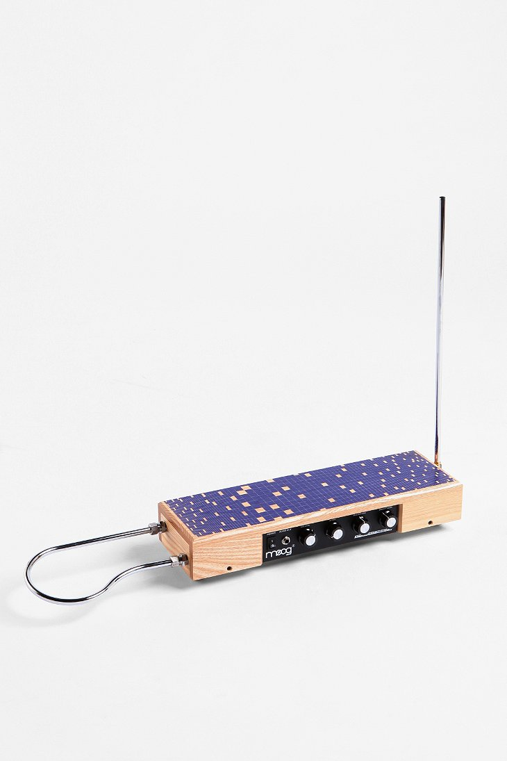 moog etherwave theremin urban outfitters. Black Bedroom Furniture Sets. Home Design Ideas