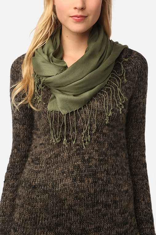 UO Basic Solid Wrap