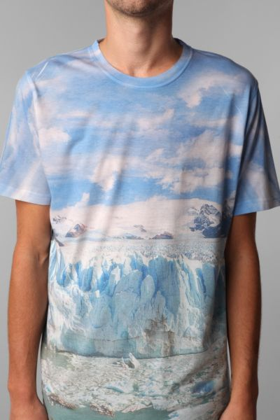 FUN Artists Allover Glacier Tee