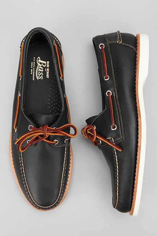 Mark McNairy For Bass Hingham Boat Shoe - Urban Outfitters