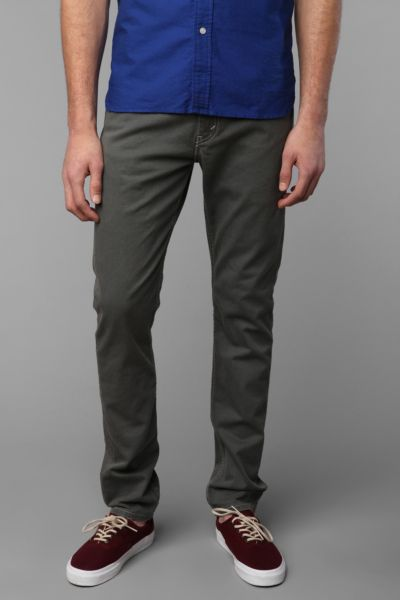 Levi's 510 Pewter Powder Coat Jean