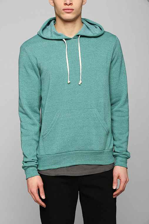 ALTERNATIVE Pullover Hooded Sweatshirt