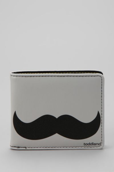 Toddland Manstache Wallet