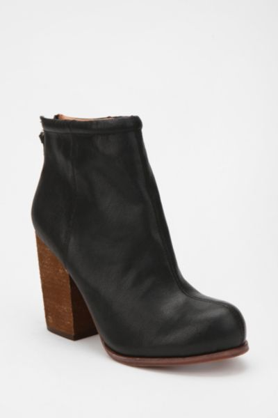 Jeffrey Campbell Leather Rumble Boot