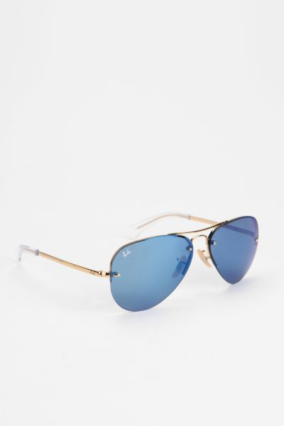 Ray-Ban Highstreet Metal Sunglasses