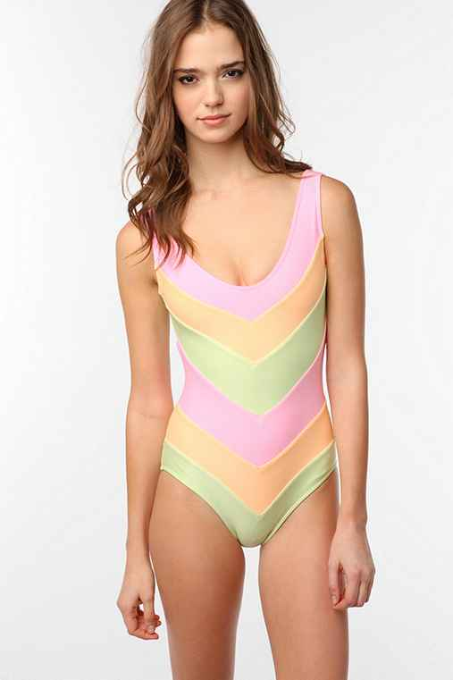Tavik La Cava One-Piece Swimsuit