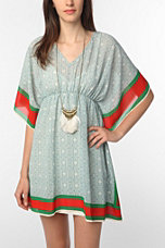 Staring at Stars Chiffon Kimono Dress