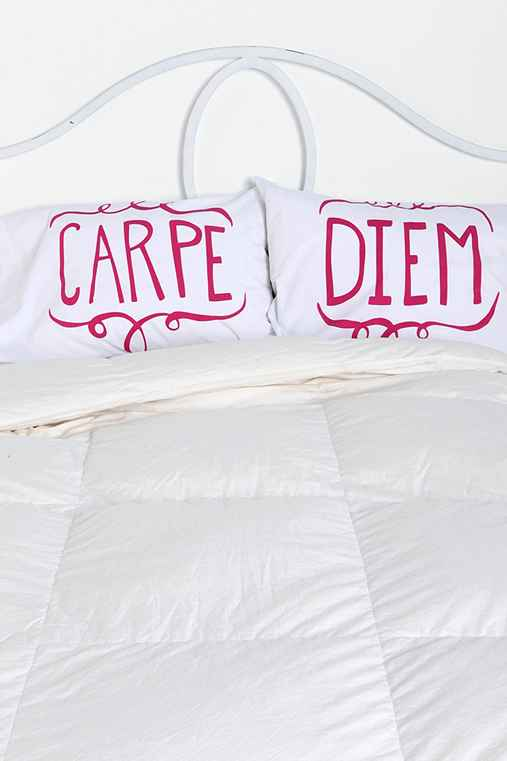 Thumbnail image for Carpe Diem Pillowcase