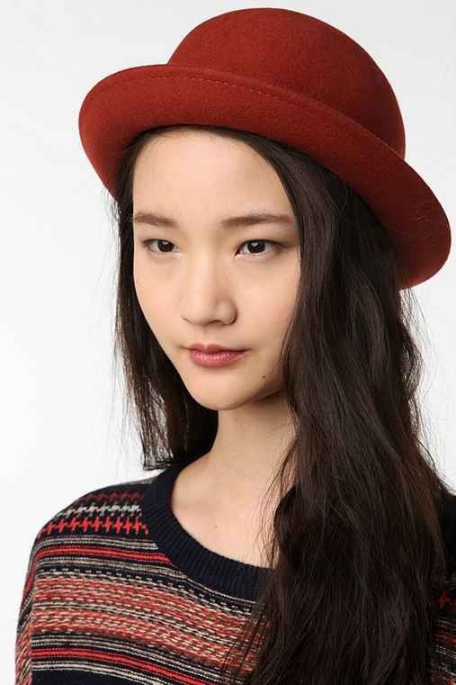Grace Hats Elmore Bowler Hat
