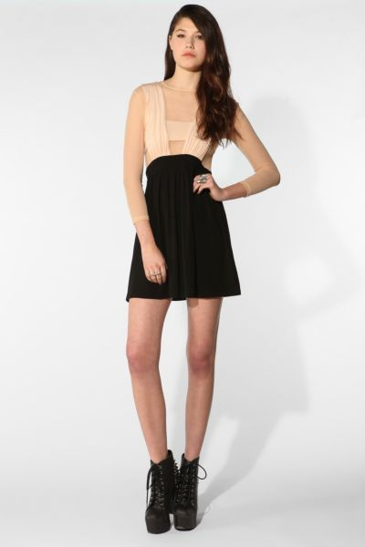 Stolen Girlfriends Club Bare Bones Dress