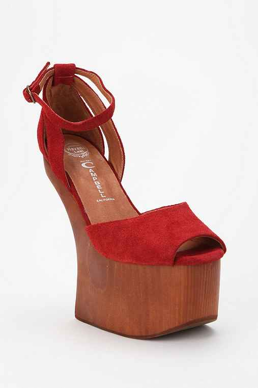 Jeffrey Campbell Str8up Platform