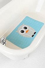 Owl Rubber Bath Mat