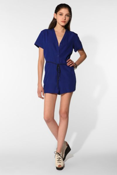 Velour Harriet Romper
