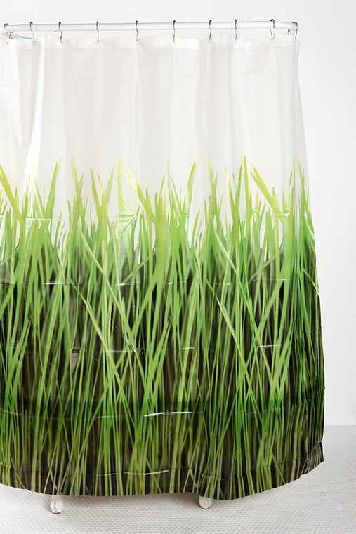 Thumbnail image for Grasses Shower Curtain