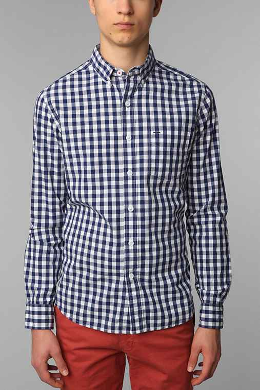 Hawkings McGill Latihera Gingham Shirt