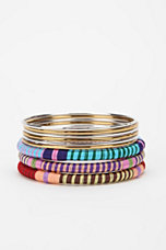 Elemental Bangle Bracelets Bangles - Set of 9