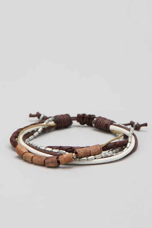 UO Mixed Media Bracelet