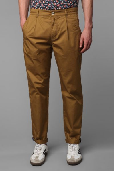 Your Neighbors Single Pleat Chino