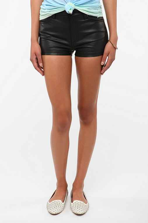 Tripp NYC Vegan Leather Short