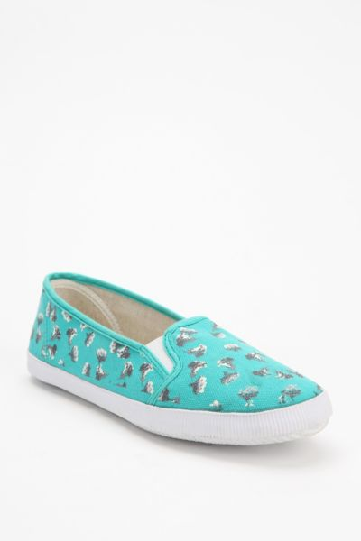 Ocean Wave Francesca Slip-On Sneaker