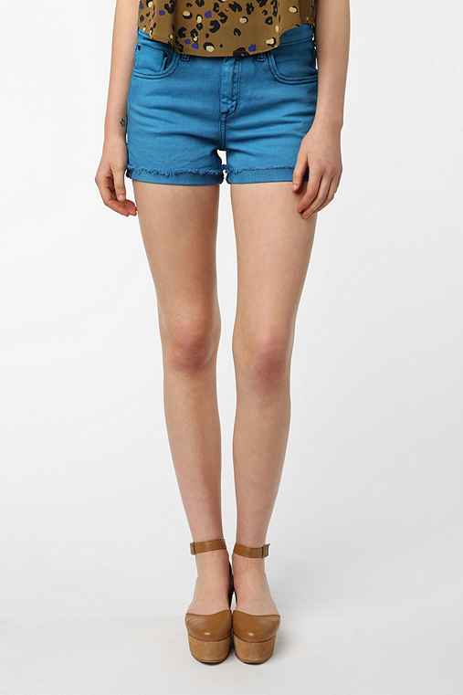 !iTEM Rose Bowl Denim Short