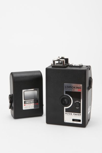 Lomokino Super 35mm Movie Maker Camera & Viewer
