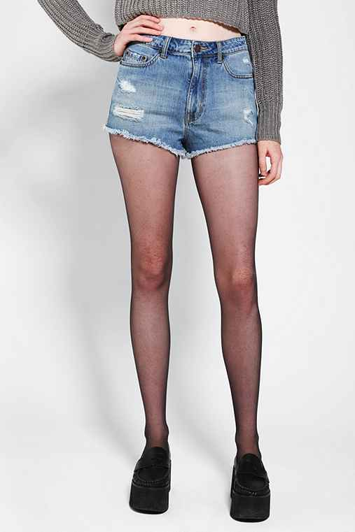 BDG Dree High-Rise Cheeky Short