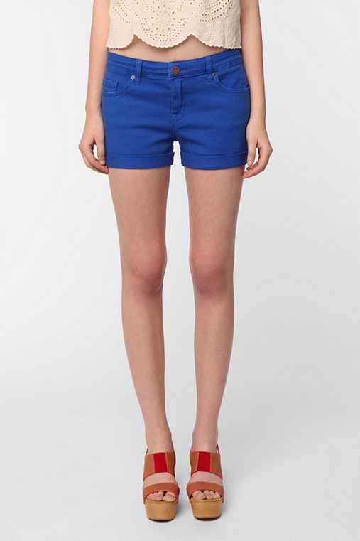 BDG 5-Pocket Short - Blue